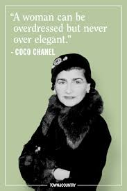 quotes elegance beauty 25 coco chanel quotes every woman should live by best coco