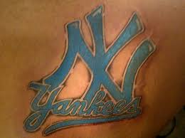 need tattoo ideas something new york yankees tattoo great tattoo