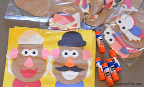 Potato Head Kit Toy Story Toy Story Birthday Party Ideas