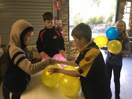 Balloon Challenge 1st Keiraville Scouts Photo Gallery