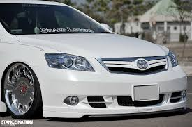 stanced toyota camry incredible camry x thailand stancenation form u003e function