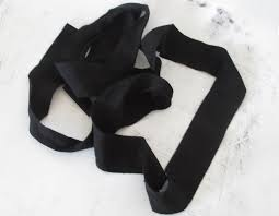 black ribbon belt black wide satin ribbon wide ribbon satin black