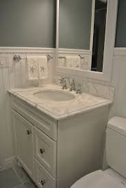 best 25 wainscoting bathroom ideas on pinterest bathroom paint small beach condo bathroom