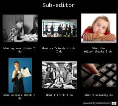 Photo Editor Memes - on being a sub editor an aquarian and wine bearer laugh linkup