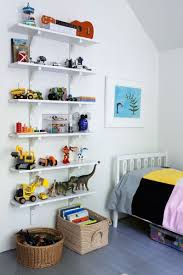 shelves for kids room i don t think any offspring of mine could keep their shelves that
