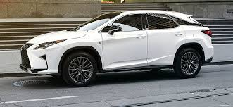 white lexus rx 350 2017 lexus rx luxury crossover lexus com