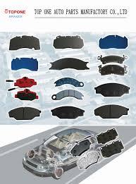 lexus es toyota camry brake pad kit for chery a5 for lexus es for toyota camry spare