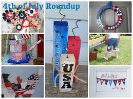 fourth of july paper crafts laura williams fourth of july home decor crafts