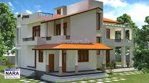 single story modern house plans in sri lanka youtube