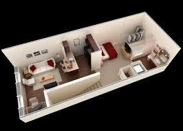 Apartment Design Plans Top 25 Best Small Apartment Plans Ideas On Pinterest Studio