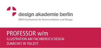 design hochschule berlin professor m w illustration am fachbereich design design