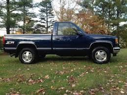find used 1996 chevrolet k1500 silverado standard cab pickup 2