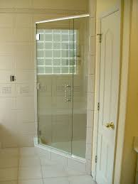 frameless glass shower door installation in yorktown virginia