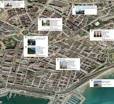 Tarragona Spain Map by Wsmbio 2012 Travel Information