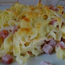 comment cuisiner les pates fraiches recette gratin de pâtes fraîches au fromage frais crème et dés de