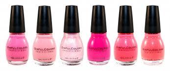 karina u0027s daily thought u0027s sinful colors proffesional nail polish