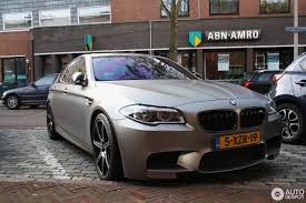 bmw van bmw m5 f10 30 jahre edition 20 november 2016 autogespot