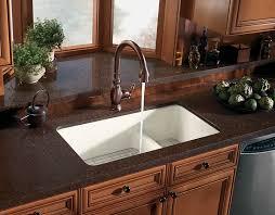 almond kitchen faucet almond kitchen faucet cast iron undermount kitchen sinks cast cast