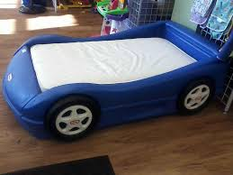 Blue Car Bed Little Tikes Blue Toddler Race Car Bed Ktactical Decoration
