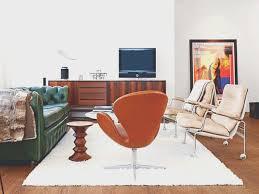 living room cool orange green and brown living room room design