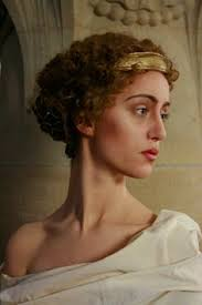 what are the current hairstyles in germany hair styles moda romántica 1830s front view история моды
