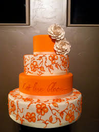 32 orange u0026 yellow fall wedding cakes with maple leaves pumpkins