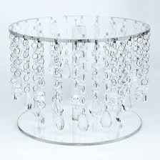 14 cake stand acrylic beaded cake stand 10 inch bejeweled