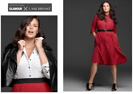Lane Bryant Formal Wear The New Glamour X Lane Bryant Collection Has Arrived Plus Model
