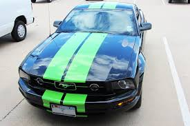 Black And Lime Green Mustang Graphics For Green Black Mustang Graphics Www Graphicsbuzz Com