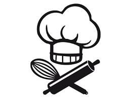 chef de cuisine cuisine noir mat et bois 19 sticker chef de cuisine artsdeszifs