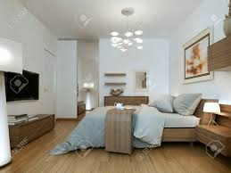 Tech Bedroom by Bedroom In Style Of High Tech 3d Images Stock Photo Picture And