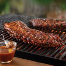 tangy grilled back ribs pork recipes pork be inspired