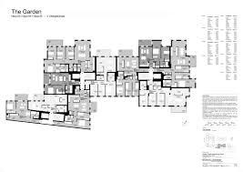 Plans House Gallery Of The Garden Eike Becker Architekten 21