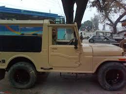 jeep dabwali mm 550 xdp wife vs cj cl 340 dp girlfriend team bhp