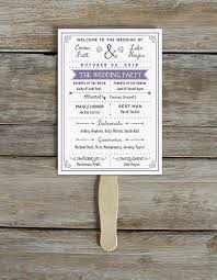 programs for a wedding free printable wedding program templates popsugar smart living