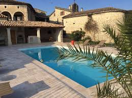 chambre d hote ardeche avec piscine l espace piscine la bastide du vigneron
