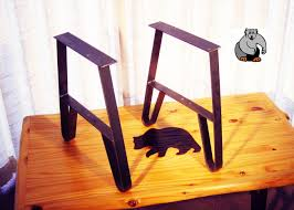 metal coffee table leg use on end tables tv stands and