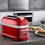 Kitchenaid Toaster Kmt2115cu Kmt2203ca Pro Line 2 Slice Automatic Toaster Candy Apple Red