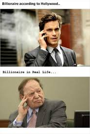 Hollywood Meme - billionaire in real life vs hollywood memes and comics