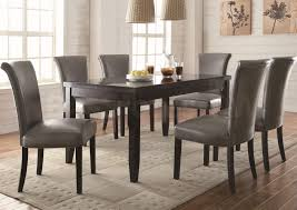 metal dining room table sets cameron 5 piece 48x48 dining room set silver