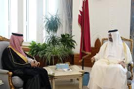 bureau president hh the deputy amir receives president of saudi arabia s general