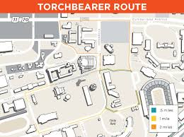 Utk Map Campus Walking Routes Be Well