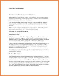 4 appraisal letter for employee bussines proposal 2017