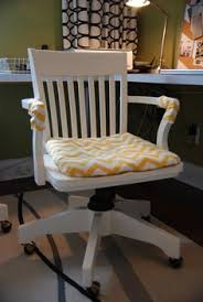 Wood Desk Chair by How To Paint A Wooden Chair To Look Like Metal Homeright