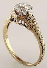 antique rings images Antique filigree diamond ring bijoux extraordinaire gif