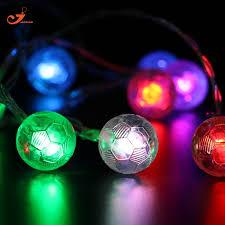 Home Decoration Lights Online Get Cheap Football Christmas Lights Aliexpress Com