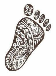 i like the flower and braided leaves tattoos pinterest