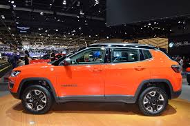 jeep compass 2017 trailhawk jeep compass trailhawk profile at 2017 dubai motor show indian