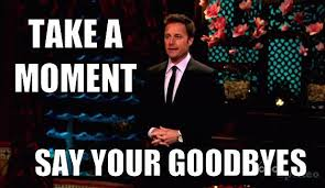 The Bachelorette Meme - how the bachelor and graduating are basically the same thing the