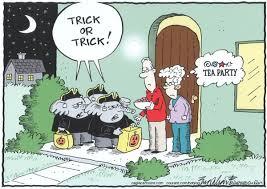 Republican Halloween Meme - happy halloween humor in america